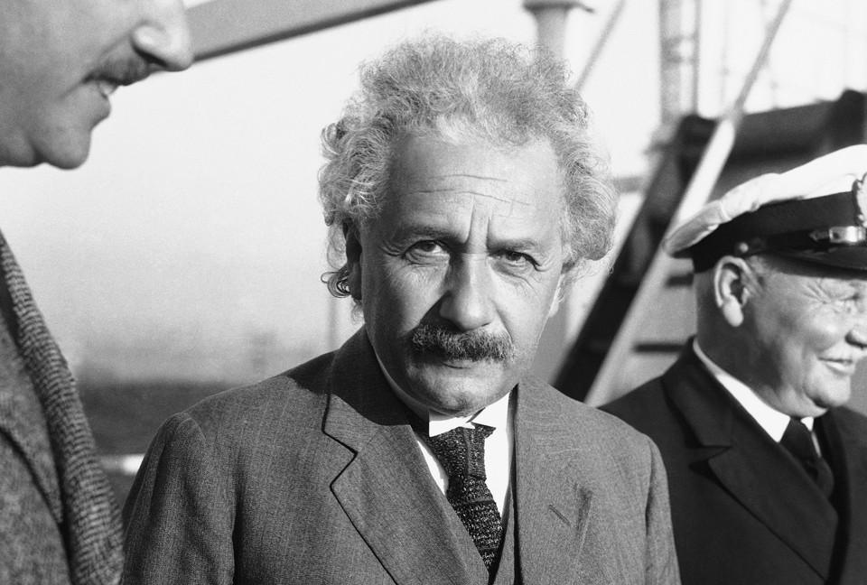 Einstein 1932